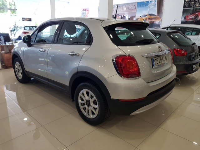 FIAT 500X  Pop Star 1.4 103kW 140CV 4x2 5p. for sale in Malaga - Image 3