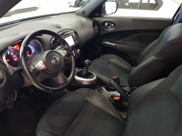 NISSAN JUKE  1.2 NCONNECTA 4X2 5p. for sale in Malaga - Image 9