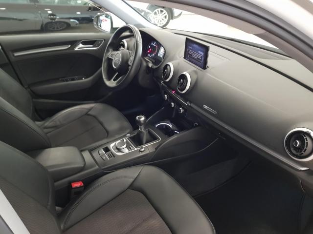 AUDI A3  design edition 1.6 TDI  Sportb 5p. for sale in Malaga - Image 8