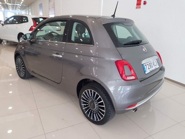 FIAT 500  1.2 8v 69 CV Lounge 3p. for sale in Malaga - Image 4