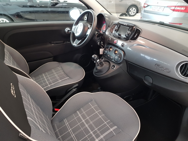 FIAT 500  1.2 8v 69 CV Lounge 3p. for sale in Malaga - Image 7