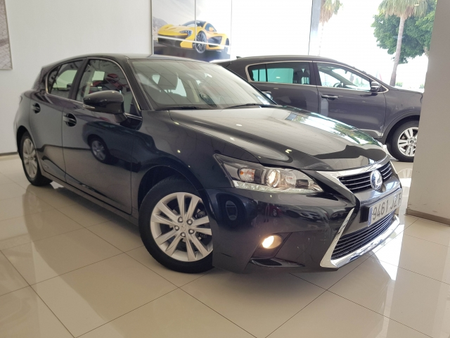 LEXUS CT  200H BUSINESS  for sale in Malaga - Image 1