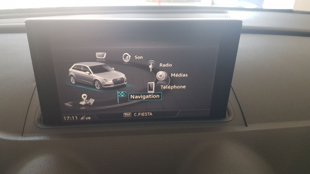 AUDI A3  1.0 TFSI 115CV S tron SB 5p. for sale in Malaga - Image 8