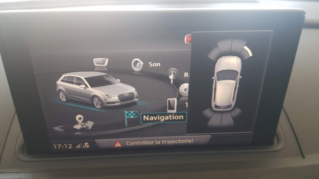 AUDI A3  1.0 TFSI 115CV S tron SB 5p. for sale in Malaga - Image 11