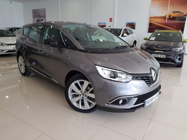 RENAULT GRAND SCENIC Limited TCe 103kW 140CV EDC GPF for sale in Malaga - Image 1