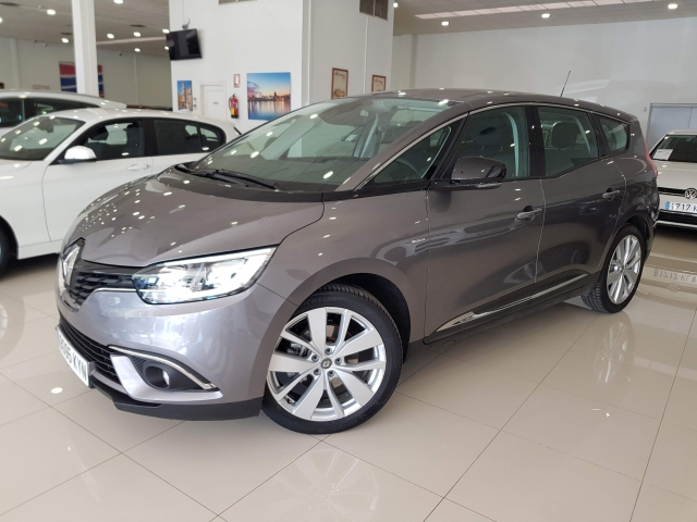 RENAULT GRAND SCENIC Limited TCe 103kW 140CV EDC GPF for sale in Malaga - Image 2