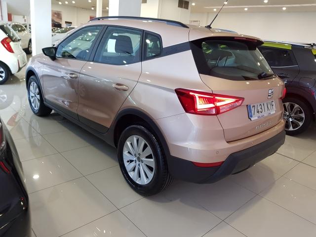 SEAT ARONA 1.0 TSI 70kW 95CV Style Ecomotive de ocasión en Málaga - Foto 3