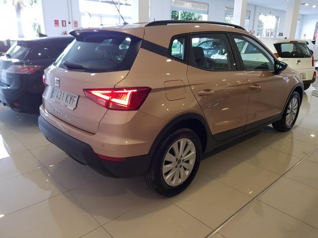 SEAT ARONA 1.0 TSI 70kW 95CV Style Ecomotive de ocasión en Málaga - Foto 4
