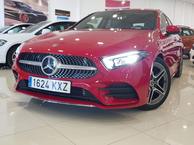 MERCEDES BENZ CLASE A A 180 for sale in Malaga - Image 2