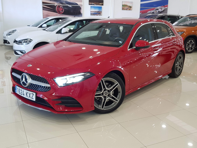 MERCEDES BENZ CLASE A A 180 for sale in Malaga - Image 3