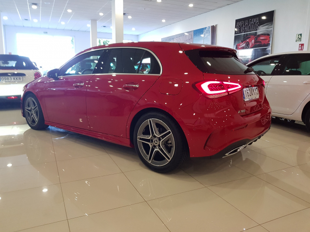 MERCEDES BENZ CLASE A A 180 for sale in Malaga - Image 4