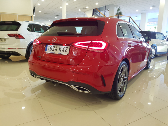 MERCEDES BENZ CLASE A A 180 for sale in Malaga - Image 5