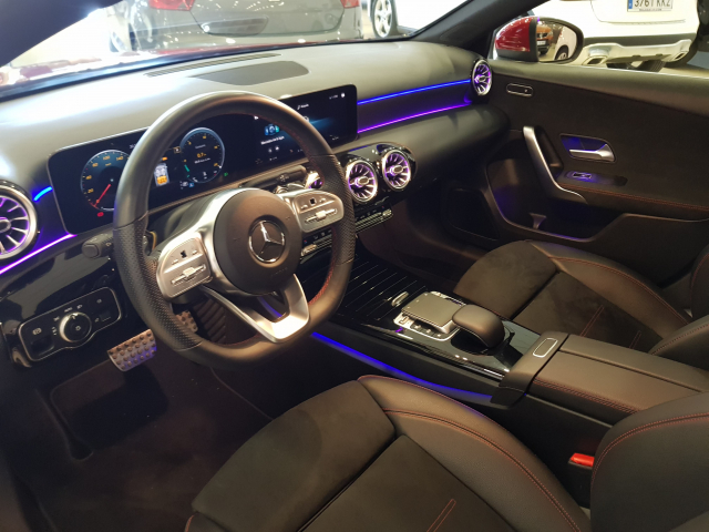 MERCEDES BENZ CLASE A A 180 for sale in Malaga - Image 10