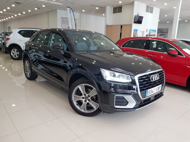 AUDI Q2  design edition 1.6 TDI 5p. for sale in Malaga - Image 1