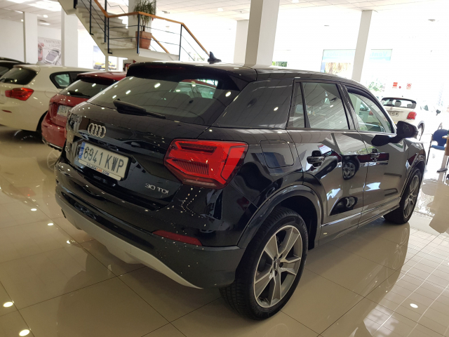 AUDI Q2  design edition 1.6 TDI 5p. for sale in Malaga - Image 4