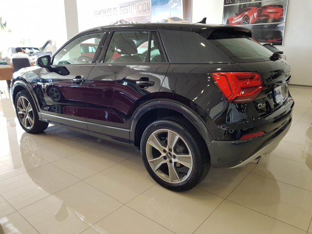 AUDI Q2  design edition 1.6 TDI 5p. for sale in Malaga - Image 3