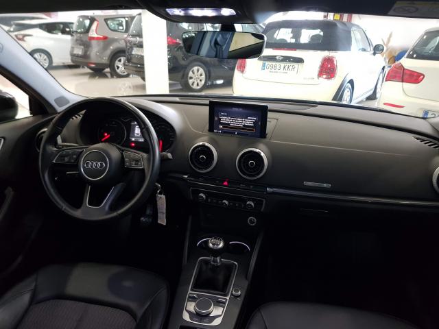 AUDI A3  design edition 1.6 TDI Sportback 5p. for sale in Malaga - Image 7