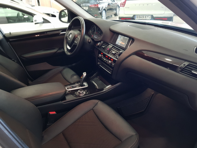 BMW X3  sDrive18d 5p. for sale in Malaga - Image 8