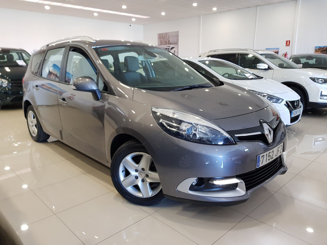 RENAULT GRAND SCENIC Grand Scénic Selection Energy dCi 110 eco2 7p 5p. 110cv