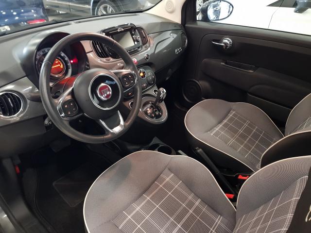FIAT 500  1.2 8v 69 CV Lounge 3p. for sale in Malaga - Image 9