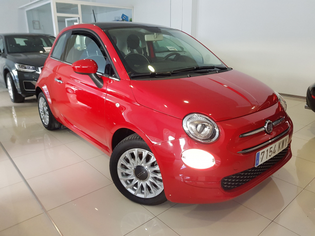 FIAT 500 1.2 8v 69 CV Lounge 3p. for sale in Malaga - Image 1