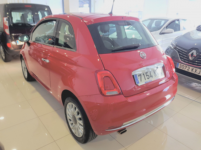 FIAT 500 1.2 8v 69 CV Lounge 3p. for sale in Malaga - Image 4