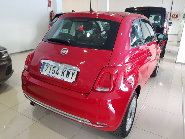 FIAT 500 1.2 8v 69 CV Lounge 3p. for sale in Malaga - Image 5