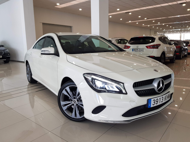 MERCEDES BENZ Clase CLA CLA 200 CDI used car in Malaga