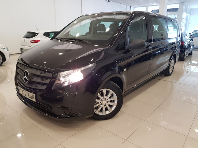 MERCEDES BENZ VITO  111 BT Tourer Select Extralarga 4p. used car in Malaga