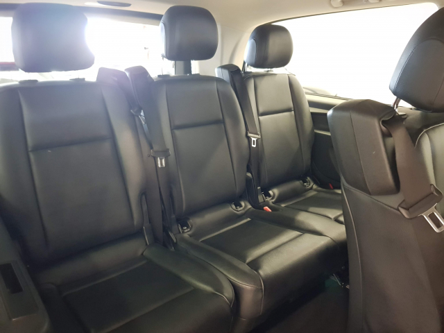 MERCEDES BENZ VITO  114 BT Tourer Select Extralarga 4p. for sale in Malaga - Image 6