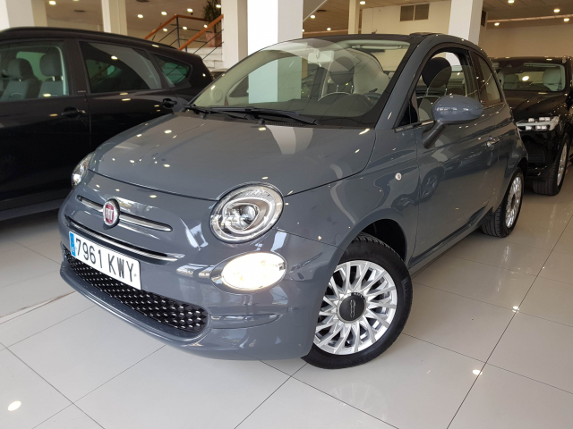 FIAT 500C  1.2 8v 69 CV Lounge 2p. for sale in Malaga - Image 2