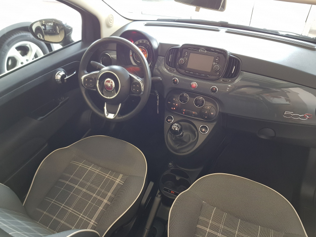 FIAT 500C  1.2 8v 69 CV Lounge 2p. for sale in Malaga - Image 7