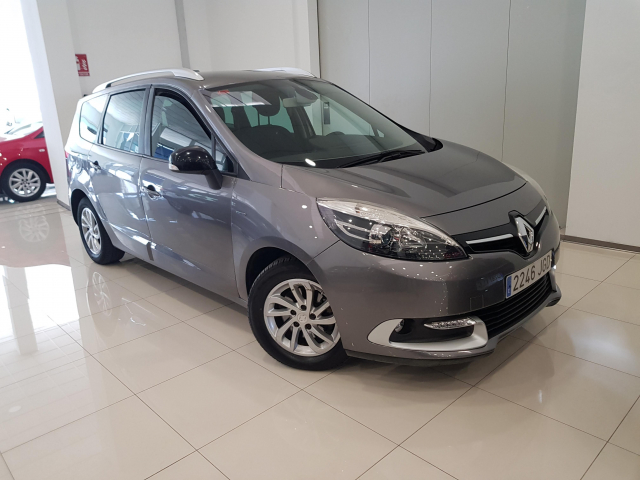 RENAULT GRAND SCENIC Grand Scénic Limited Energy dCi 110 eco2 7p 5p. used car in Malaga