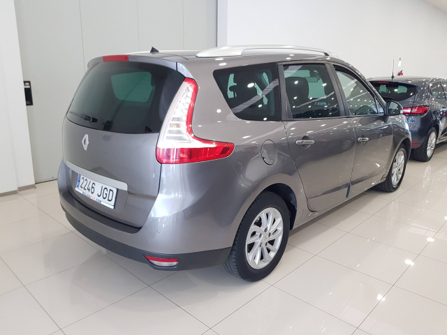 RENAULT GRAND SCENIC Grand Scénic Limited Energy dCi 110 eco2 7p 5p. for sale in Malaga - Image 4