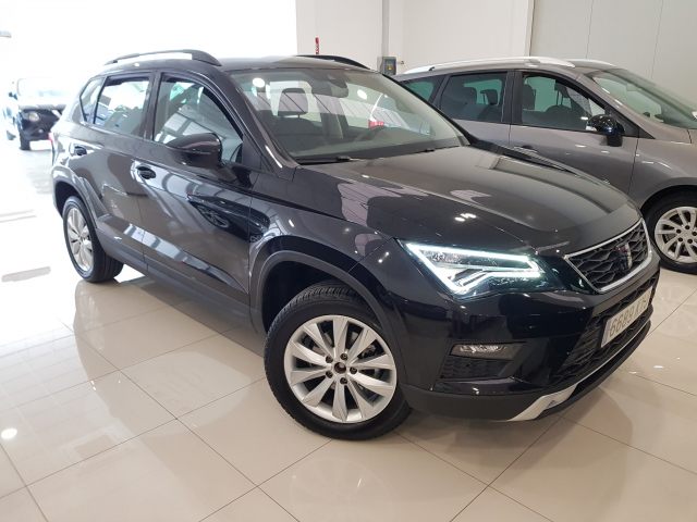 SEAT ATECA  1.0 TSI 85kW 115CV StSp Style Eco 5p. de ocasión en Málaga - Foto 1