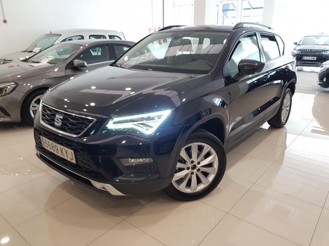 SEAT ATECA  1.0 TSI 85kW 115CV StSp Style Eco 5p. de ocasión en Málaga - Foto 2
