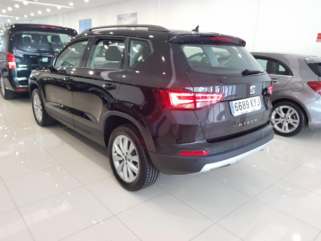 SEAT ATECA  1.0 TSI 85kW 115CV StSp Style Eco 5p. de ocasión en Málaga - Foto 3