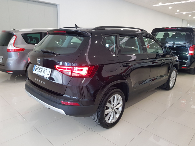SEAT ATECA  1.0 TSI 85kW 115CV StSp Style Eco 5p. de ocasión en Málaga - Foto 4