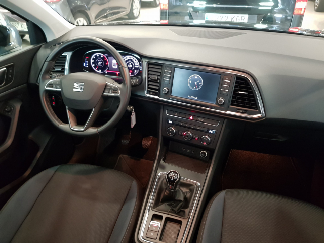 SEAT ATECA  1.0 TSI 85kW 115CV StSp Style Eco 5p. for sale in Malaga - Image 7