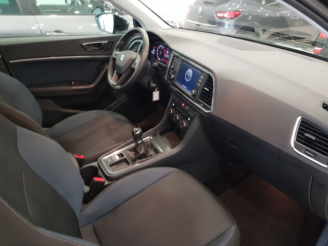 SEAT ATECA  1.0 TSI 85kW 115CV StSp Style Eco 5p. de ocasión en Málaga - Foto 8