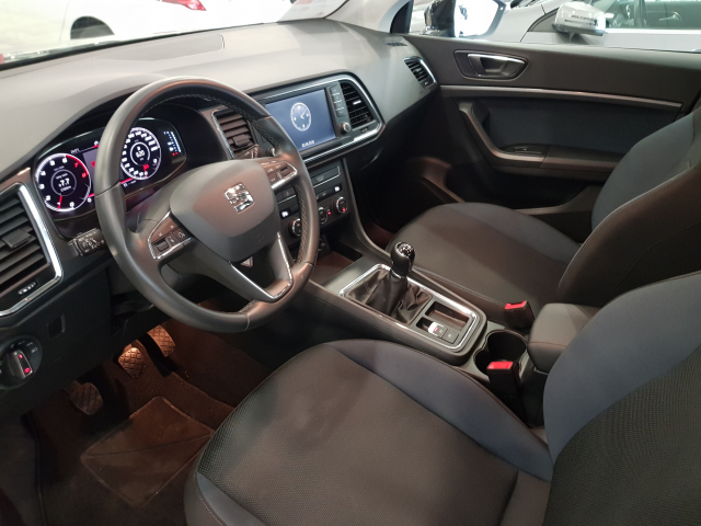 SEAT ATECA  1.0 TSI 85kW 115CV StSp Style Eco 5p. for sale in Malaga - Image 9