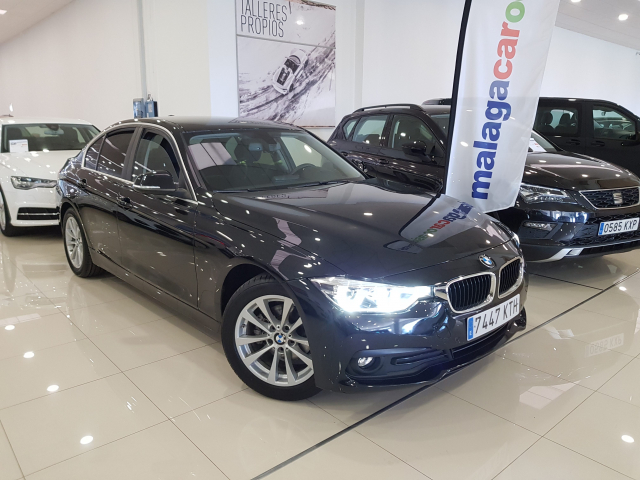BMW SERIE  3 318d  5p. for sale in Malaga - Image 1