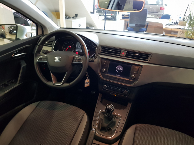 SEAT IBIZA  1.0 EcoTSI 95cv Style 5p. for sale in Malaga - Image 7