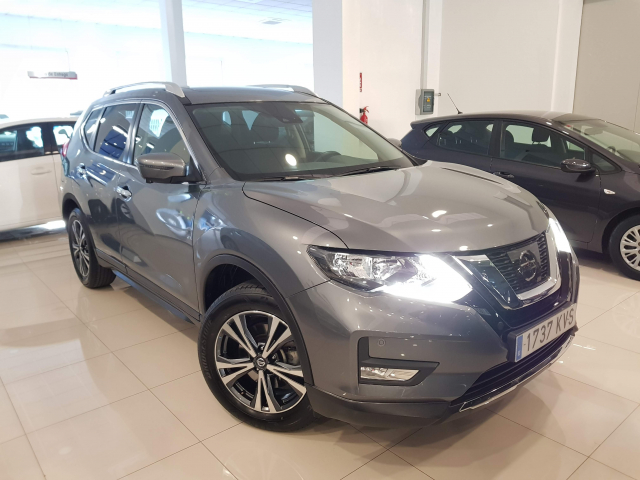 NISSAN XTRAIL X-TRAIL 2.0 dCi XTRONIC NCONNECTA 7 P 5p. for sale in Malaga - Image 1