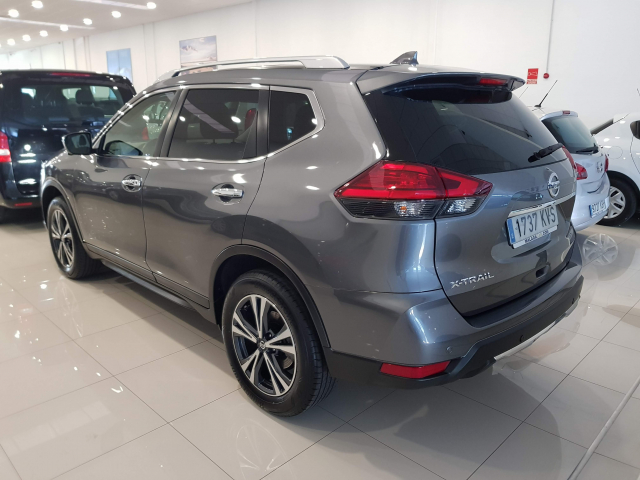NISSAN XTRAIL X-TRAIL 2.0 dCi XTRONIC NCONNECTA 7 P 5p. for sale in Malaga - Image 3