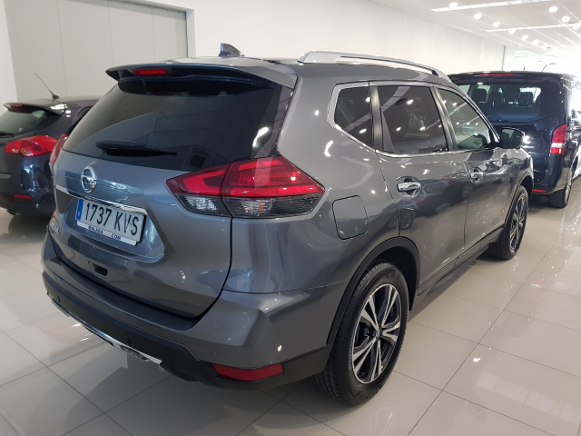 NISSAN XTRAIL X-TRAIL 2.0 dCi XTRONIC NCONNECTA 7 P 5p. for sale in Malaga - Image 4