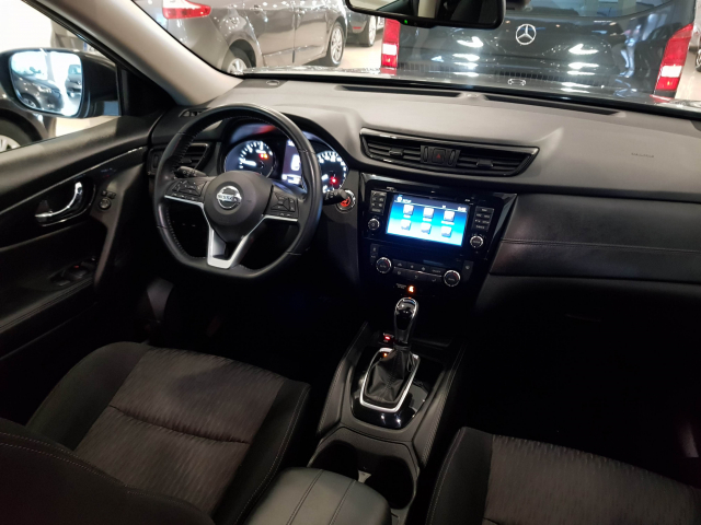 NISSAN XTRAIL X-TRAIL 2.0 dCi XTRONIC NCONNECTA 7 P 5p. for sale in Malaga - Image 7