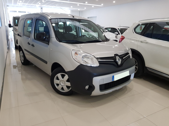 RENAULT KANGOO  Combi Emotion dCi 90 Euro 6 5p. for sale in Malaga - Image 1