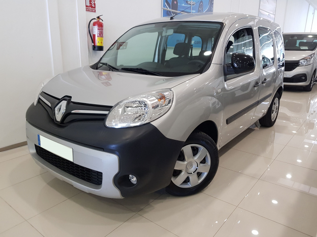 RENAULT KANGOO  Combi Emotion dCi 90 Euro 6 5p. for sale in Malaga - Image 2