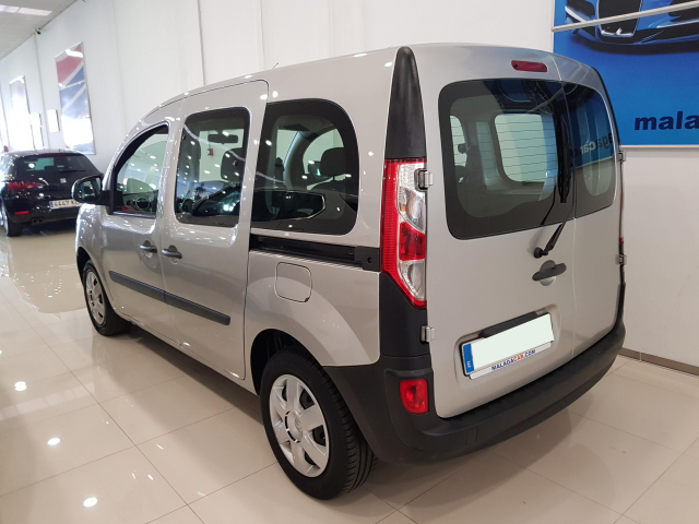 RENAULT KANGOO  Combi Emotion dCi 90 Euro 6 5p. for sale in Malaga - Image 3